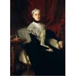 Puzzle  Grafika-02056 John Singer Sargent : Ellen Peabody Endicott (Mrs. William Crowninshield Endicott), 1901