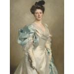 Puzzle  Grafika-02060 John Singer Sargent : Mary Crowninshield Endicott Chamberlain (Mrs. Joseph Chamberlain), 1902