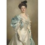 Puzzle  Grafika-02061 John Singer Sargent : Mary Crowninshield Endicott Chamberlain (Mrs. Joseph Chamberlain), 1902