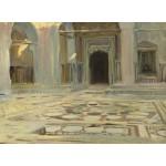 Puzzle  Grafika-02071 John Singer Sargent : Dallage au Caire, 1891