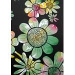 Puzzle  Grafika-02090 Doodle de Fleurs