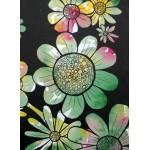 Puzzle  Grafika-02091 Doodle de Fleurs