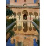 Puzzle  Grafika-02112 Joaquin Sorolla y Bastida : Hall des Ambassadeurs, Alhambra, Grenade, 1909