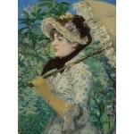 Puzzle  Grafika-02116 Édouard Manet : Jeanne, 1882
