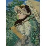 Puzzle  Grafika-02118 Édouard Manet : Jeanne, 1882