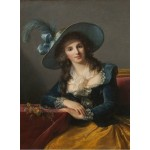 Puzzle  Grafika-02186 Louise-Élisabeth Vigee le Brun : Comtesse de Segur, 1785