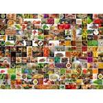 Puzzle  Grafika-02214 Couleurs dans la Cuisine