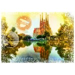 Puzzle  Grafika-02269 Travel around the World - Espagne