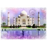 Puzzle  Grafika-02273 Travel around the World - Inde