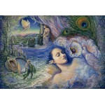 Puzzle  Grafika-02356 Josephine Wall - Whispered Dreams