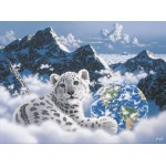 Puzzle  Grafika-02392 Schim Schimmel - Bed of Clouds