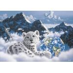 Puzzle  Grafika-02393 Schim Schimmel - Bed of Clouds
