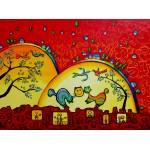 Puzzle  Grafika-02450 Anne Poiré & Patrick Guallino - Confidences