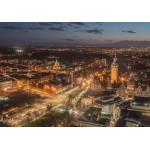 Puzzle  Grafika-02563 Deutschland Edition - Skyline, Leipzig, Allemagne