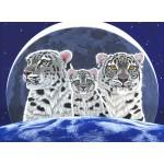 Puzzle  Grafika-02579 Schim Schimmel - Loving Family