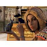 Puzzle  Grafika-02609 Nefertiti