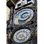 Puzzle  Grafika-02610 Horloge Astronomique, Prague