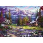 Puzzle  Grafika-02697 Chuck Pinson - Inspiration of Spring Meadows