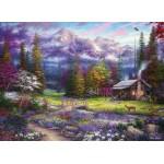 Puzzle  Grafika-02699 Chuck Pinson - Inspiration of Spring Meadows