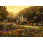 Puzzle  Grafika-02786 Chuck Pinson - The Golden Valley
