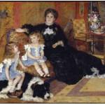Puzzle  Grafika-02792 Auguste Renoir - Madame Charpentier et ses Enfants, 1878