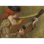 Puzzle  Grafika-02802 Auguste Renoir - Jeune Espagnole avec une Guitare