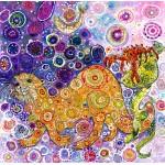 Puzzle  Grafika-02851 Sally Rich - Otters Catch