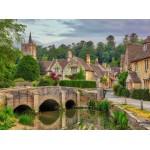Puzzle  Grafika-02959 Castle Combe, Cotswolds