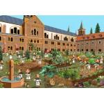 Puzzle  Grafika-02969 Monastère