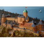 Puzzle  Grafika-02971 Château du Haut-Kœnigsbourg