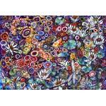 Puzzle  Grafika-02973 Koi Carp