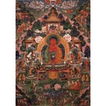 Puzzle   Buddha Amitabha in His Pure Land of Suvakti