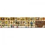 Plus Grand Puzzle du Monde - Travel around Art !
