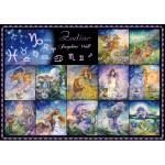 Puzzle  Grafika-T-00040 Signes du Zodiaque