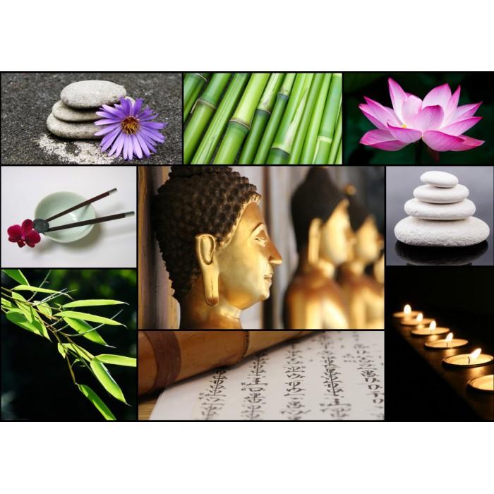 Collage - Ambiance Zen