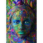 Puzzle  Grafika-T-00052 Face Art : Portrait de Femme