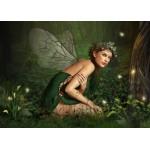 Puzzle  Grafika-T-00057 Nymphe de la Forêt