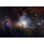Puzzle  Grafika-T-00069 Vue Infrarouge de la Nébuleuse d'Orion
