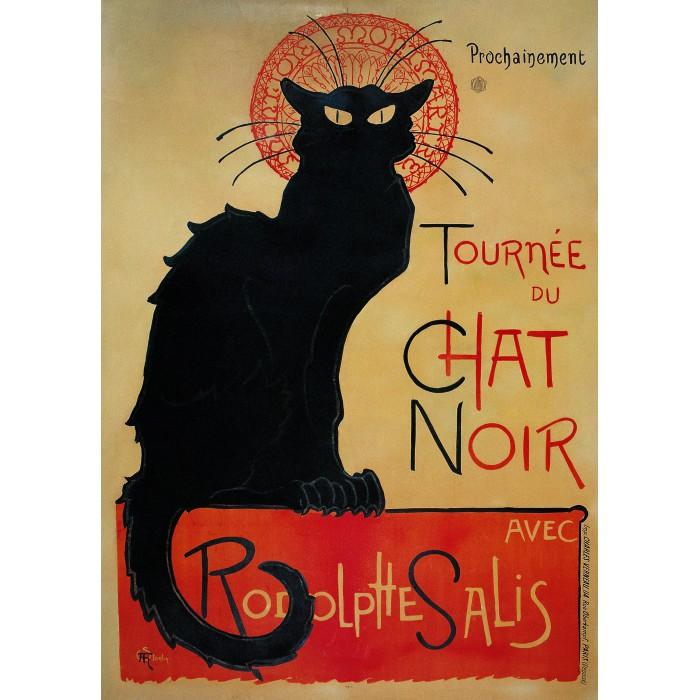 Théophile Alexandre Steinlen - Tournée du Chat Noir