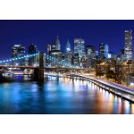 Puzzle  Grafika-T-00096 New York by Night