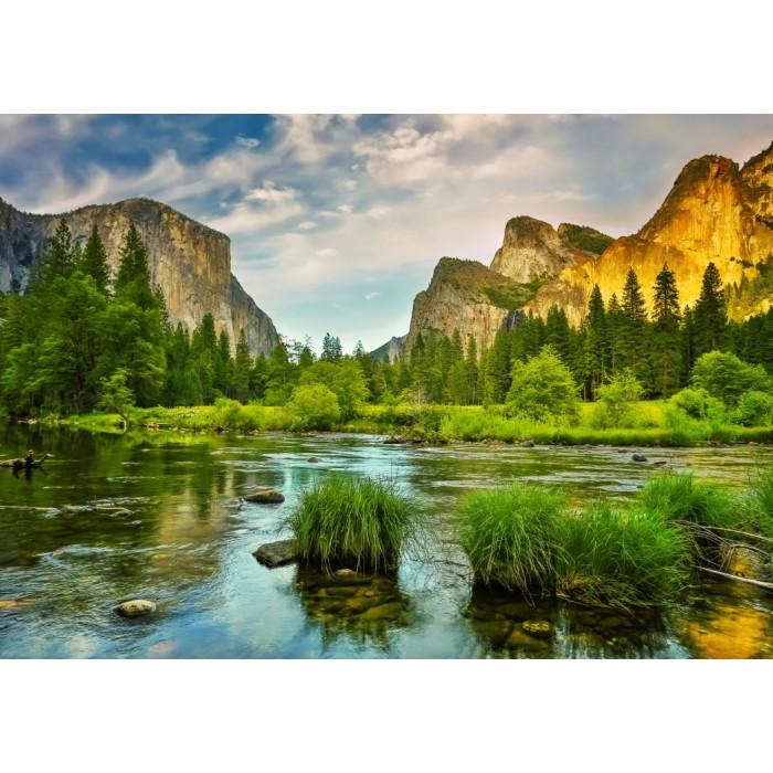 Parc National de Yosemite, Californie, Etats-Unis