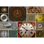 Puzzle  Grafika-T-00135 Collage - Horloges