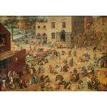 Puzzle  Grafika-T-00149 Brueghel Pieter : Les Jeux d'Enfants, 1560