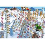 Puzzle  Grafika-T-00183 François Ruyer - Escalade