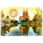 Puzzle  Grafika-T-00195 Travel around the World - Espagne