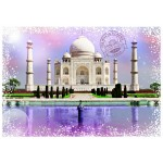Puzzle  Grafika-T-00202 Travel around the World - Inde