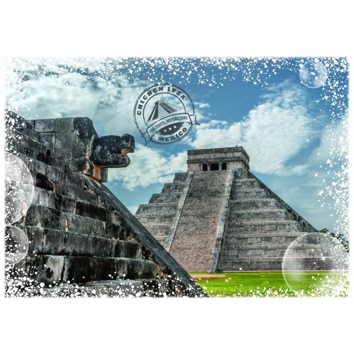Travel around the World - Mexique