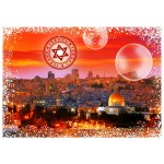 Puzzle  Grafika-T-00225 Travel around the World - Israël