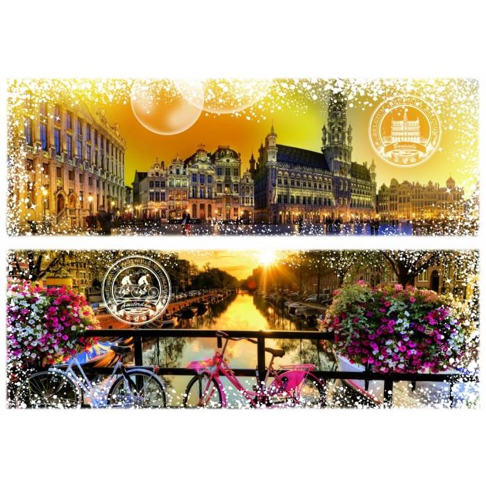 Travel around the World - Belgique et Pays-Bas