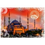 Puzzle  Grafika-T-00234 Travel around the World - Turquie